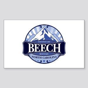 Beech Mountain North Carolina Sticker