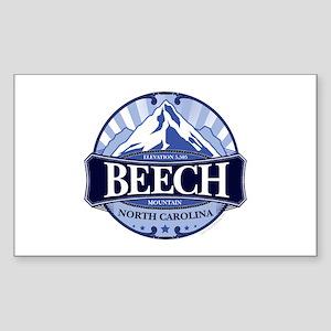 Beech Mountain North Carolina Sticker