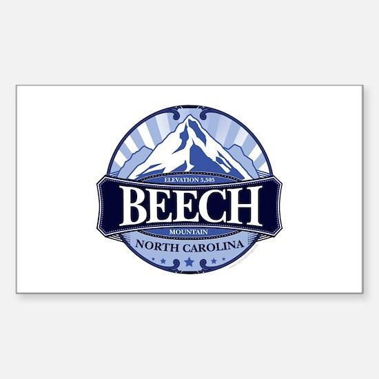 Beech Mountain North Carolina Decal