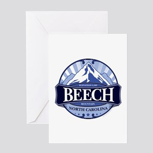 Beech Mountain North Carolina Greeting Cards
