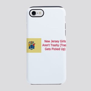 New Jersey Humor #1 iPhone 7 Tough Case