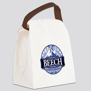 Beech Mountain North Carolina Canvas Lunch Bag