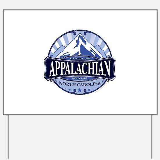 Appalachian Mountain North Carolina Yard Sign