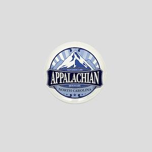 Appalachian Mountain North Carolina Mini Button