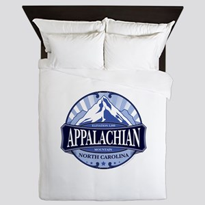 Appalachian Mountain North Carolina Queen Duvet