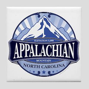Appalachian Mountain North Carolina Tile Coaster