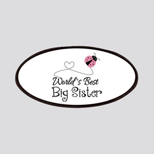 Worlds Best Big Sister Patches