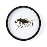 Clown Triggerfish Wall Clock
