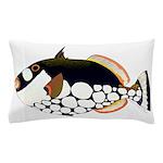 Clown Triggerfish Pillow Case