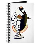 Clown Triggerfish Journal