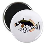 Clown Triggerfish Magnets