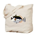 Clown Triggerfish c Tote Bag