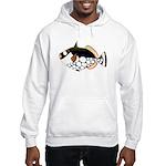 Clown Triggerfish c Hoodie