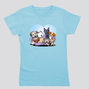 The Littlest Souls Girl's Tee