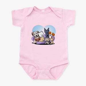 The Littlest Souls Infant Bodysuit