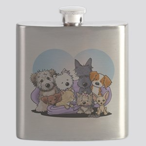 The Littlest Souls Flask