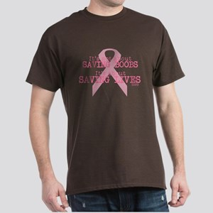 Save Lives Not Boobs T-Shirt