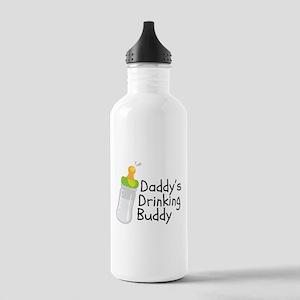 Daddys Drinking Buddy Water Bottle