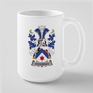 Pedersen Family Crest Mugs