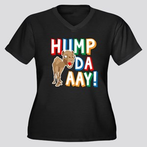 Humpdaaay Wednesday Plus Size T-Shirt