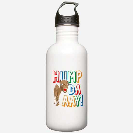 Humpdaaay Wednesday Water Bottle
