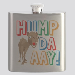 Humpdaaay Wednesday Flask