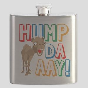 Humpdaaay Wednesday Flask