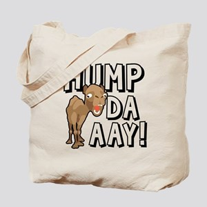Humpdaaay Camel Wednesday-01 Tote Bag
