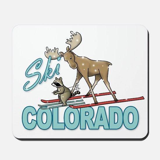 Ski Colorado Mousepad