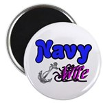 Navy Wife Magnet