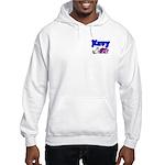 Navy Wife Hooded Sweatshirt