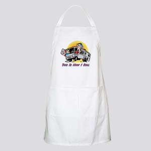This Is How I Roll RV BBQ Apron