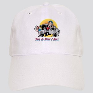 This Is How I Roll RV Cap
