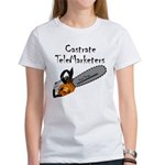 Castrate TeleMarketers Women's T-Shirt