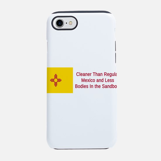 New Mexico Humor #5 iPhone 7 Tough Case