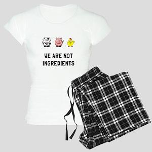Not Ingredients Pajamas