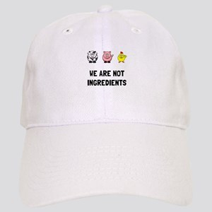 Not Ingredients Baseball Cap