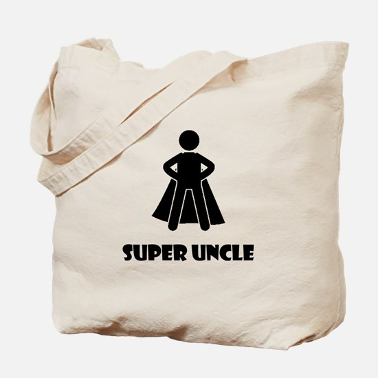 Super Uncle Tote Bag