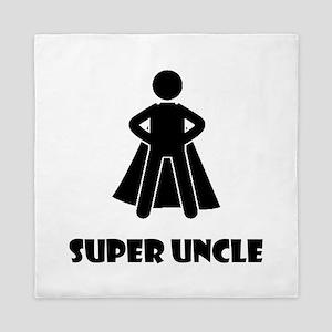 Super Uncle Queen Duvet
