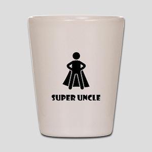 Super Uncle Shot Glass