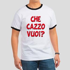 italian Che Cazzo Vuoi Ringer T