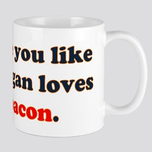 Vegan Bacon Mug