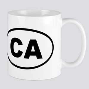 California CA Mugs