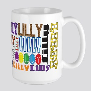Lilly 15 Oz Ceramic Large Mug Mugs