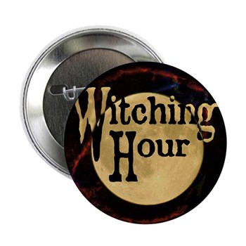 "Witching Hour 2.25"" Button (10 pack)"