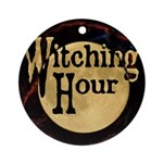 Witching Hour Ornament (Round)