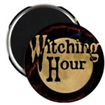 """Witching Hour 2.25"""" Magnet (10 pack)"""