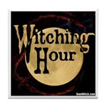 Witching Hour Tile Coaster