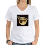 Witching Hour Women's V-Neck T-Shirt