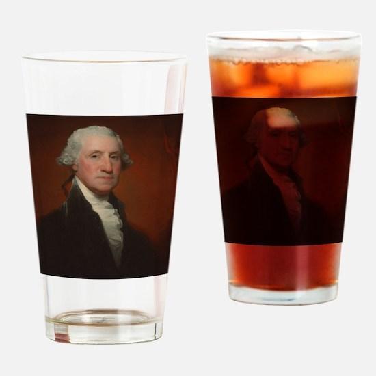 Gilbert Stuart - George Washington Drinking Glass